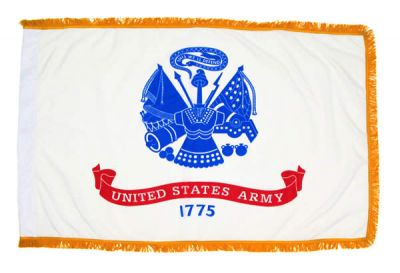 Army Organizational Flag 3ft X 5ft size  guidon