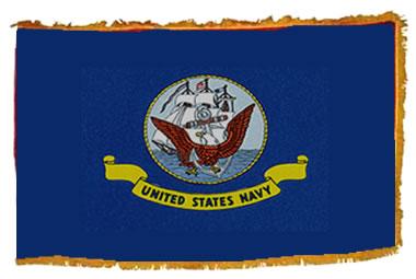 Navy Organizational Flag 3ft X 5ft size  guidon